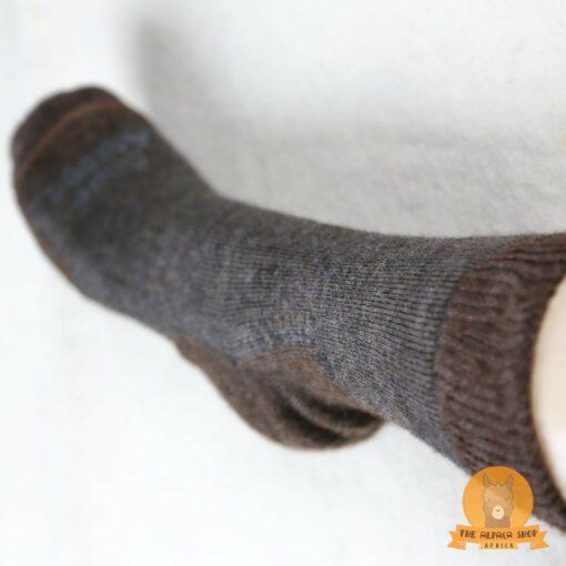 lpaca Hiking Socks Brown