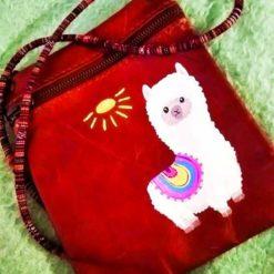 Alpaca Leather Bags